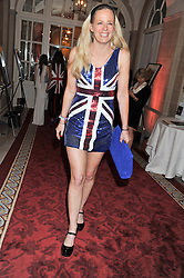 ASTRID HARBORD at Tatler's Jubilee Party in association with Thomas Pink held at The Ritz, Piccadilly, London on 2nd May 2012.