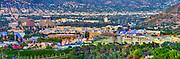 Universal City; Burbank; Glendale; CA; Mulholland overlook; San Fernando Valley, Verdugo Hills;