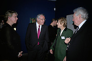 Mary Rittmann , U.S. Ambassador Robert Tuttle and Myra Millinger, Maricopa Partnership for Arts and Culture,  Arizona Office of Tourism, and Arizona Department of Commerce<br />