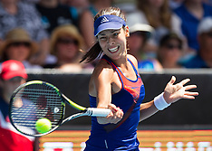 Auckland - Tennis - ASB Classic Day 4