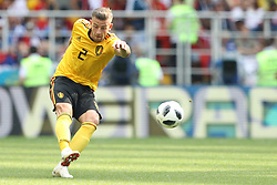 June 23, 2018 - Moscou, Rússia - MOSCOU, MO - 23.06.2018: BÉLGICA Y TÚNEZ - Alderweireld during the match between Belgium and Tunisia valid for the 2018 World Cup held at the Otkrytie Arena (Spartak) in Moscow, Russia. (Credit Image: © Ricardo Moreira/Fotoarena via ZUMA Press)