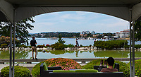 The Inn at Laurel Point in Victoria BC hosts conferences, meetings and travellers.