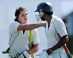 Gisborne-Cricket, Zimbabwe v New Zealand XI, day 1