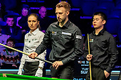 World Snooker Scottish Open, 11-12-2019. 111219