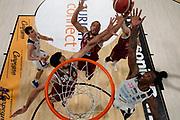 StoneTyler,  ChappellJeremy Lamar e WattMitchell <br /> Umana Reyer Venezia - Happy Casa Brindisi<br /> LBA Final Eight 2020 Zurich Connect - Finale<br /> Basket Serie A LBA 2019/2020<br /> Pesaro, Italia - 16 February 2020<br /> Foto Mattia Ozbot / CiamilloCastoria