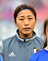 International Women's Friendly Matchs 2019 / <br /> SheBelieves Cup Tournament 2019 - <br /> Japan vs England 0-3 ( Raymond James Stadium - Tampa-FL,Usa ) - <br /> Moeno Sakaguchi of Japan