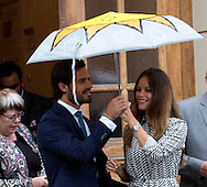 Karlstad, 26-08-2015<br /> <br /> Prince Carl Philip and Princess Sofia&rsquo;s official visit to Varmland<br /> <br /> Boat trip<br /> <br /> <br /> Photo:Royalportraits Europe/Bernard Ruebsamen