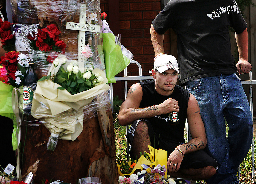 Jesse Kelly driver of a stolen car which crashed killing two people an sparking a riot in Macquarie Fields