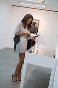 OLIVIA COLE, Fashion Show: Robert Mapplethorpe. Alison Jacques Gallery. Berners St. London. 10 September 2013