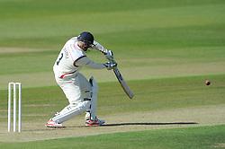 Glen Chapple of Lancashire bats - Photo mandatory by-line: Dougie Allward/JMP - Mobile: 07966 386802 - 07/06/2015 - SPORT - Football - Bristol - County Ground - Gloucestershire Cricket v Lancashire Cricket - LV= County Championship