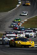 October 1, 2016: IMSA Petit Le Mans, #4 Marcel Fasseler, Oliver Gavin, Tommy Milner, Corvette Racing, Corvette C7 GTLM