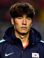 Fifa Men´s Tournament - Olympic Games Rio 2016 - <br /> South Korea National Team - <br /> CHOI Kyubaek