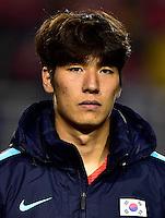 Fifa Men´s Tournament - Olympic Games Rio 2016 - <br /> South Korea National Team - <br /> CHOI Kyubaek