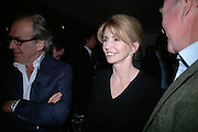 Gerald Scarfe and Jane Asher, Book launch hosted by Geordie Greig for Fulfilment & Betrayal by  Naim Attallah: Bluebird, 350 King's Road, London. 1 May 2007.  -DO NOT ARCHIVE-© Copyright Photograph by Dafydd Jones. 248 Clapham Rd. London SW9 0PZ. Tel 0207 820 0771. www.dafjones.com.