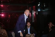 Marks and Spencer celebrate the launch of the new men's Autograph collection. Fifty Below. 50 St. James's St. London. SW1. 7 September 2005. ONE TIME USE ONLY - DO NOT ARCHIVE  © Copyright Photograph by Dafydd Jones 66 Stockwell Park Rd. London SW9 0DA Tel 020 7733 0108 www.dafjones.com