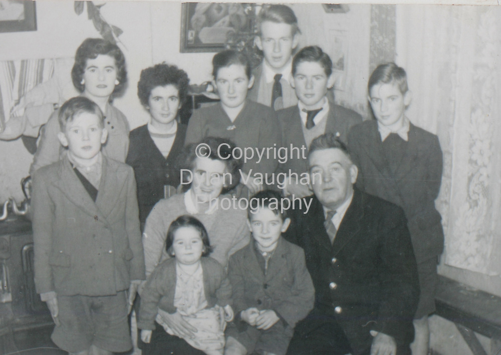 6/10/2006.Kay Forristal pictured her family..Collect Picture Dylan Vaughan