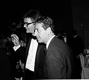 Jay Jopling and Charles saatchi. Centenary Gala dinner. Tate gallery. 1 July 1997 97© Copyright Photograph by Dafydd Jones 66 Stockwell Park Rd. London SW9 0DA Tel 020 7733 0108 www.dafjones.com