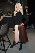 Persdag Eurovision in Concert in de AFAS, Amsterdam<br /> <br /> op de foto:  Kate Miller-Heidke uit Australië