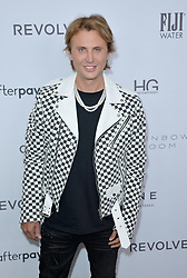 September 5, 2019, New York, NY, USA: September 5, 2019  New York City..Jonathan Cheban attending The Daily Front Row Fashion Media Awards arrivals on September 5, 2019 in New York City. (Credit Image: © Kristin Callahan/Ace Pictures via ZUMA Press)