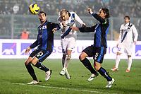 "Rodrigo Palacio Inter<br /> Bergamo 10/11/2012 Stadio ""Azzurri d'Italia""<br /> Football Calcio Serie A 2012/13<br /> Atalanta v Inter<br /> Foto Insidefoto Paolo Nucci"