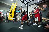 07 Mayweather Affiliate Media Workout