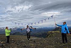 20140710 ISL: Iceland Diabetes Challenge Dag 6, Thorsmork