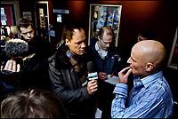 Fotball<br /> Danmark<br /> 09.01.2006<br /> Foto: Polfoto/Digitalsport<br /> NORWAY ONLY<br /> <br /> Ståle Solbakken tilbragte mandag en del af sin første arbejdsdag som cheftræner for FC København med at tale med journalister. Sportsligt trakterede nordmanden med en løbetur rundt om Damhussøen i Rødovre for FCK-spillerne.