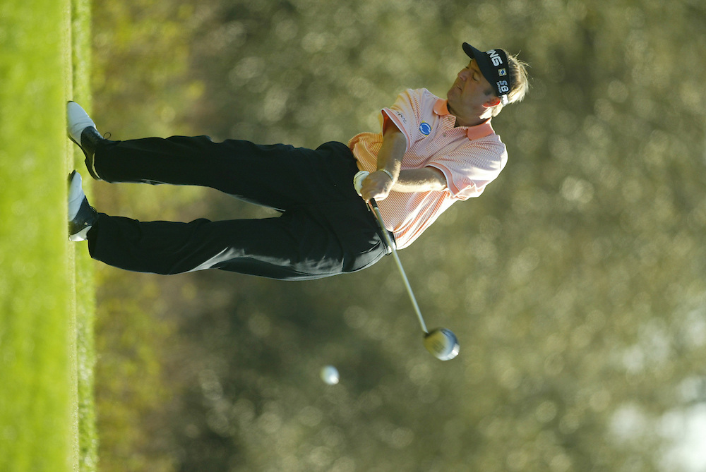 Ken Duke..2003 PGA Tour Qualifying, Final Stage.Sixth Round.Orange County National GC.Orlando, FL.Sunday, December 7  2003..Photograph by Darren Carroll..