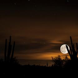 Arizona Supermoon