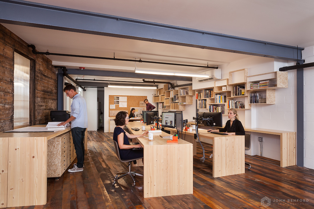 Manypenny Murphy Architecture office<br /> Client: Manypenny Murphy Architecture