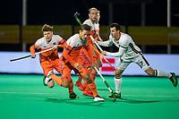 ROTTERDAM - Jeroen Hertzberger (NED)    during  the Pro League hockeymatch men, Netherlands- Germany (0-1). )  WSP COPYRIGHT  KOEN SUYK