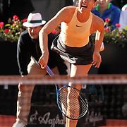 Roma 14/01/2018 Foro Italico<br /> Internazionali BNL d'Italia<br /> Maria SHARAPOVA (RUS) nell'incontro vinto con Ashleigh BARTY (AUS)
