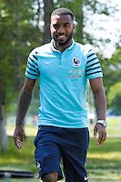 Alexandre Lacazette - 05.06.2015 - Conference de Presse -Equipe de France<br />Photo : Andre Ferreira / Icon Sport