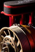 Image of a Porsche 911 RSR slide valve Rothsport motor