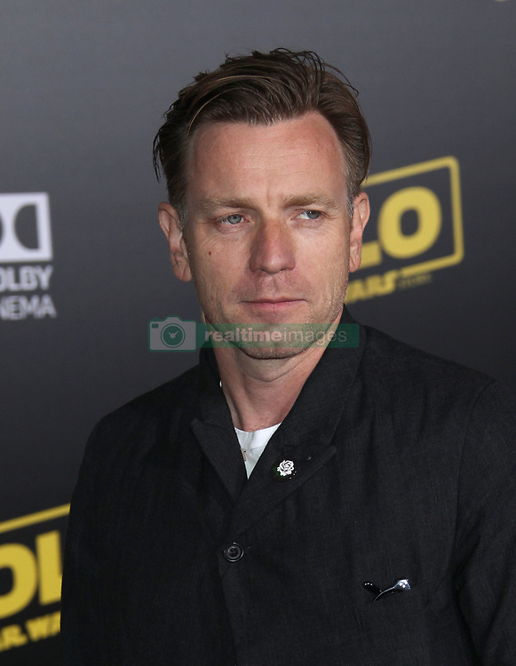 Solo: A Star Wars Story Premiere - Los Angeles. 10 May 2018 Pictured: Ewan McGregor. Photo credit: Jaxon / MEGA TheMegaAgency.com +1 888 505 6342
