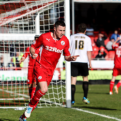 Crawley Town v Colchester United | League One | 15 March 2014