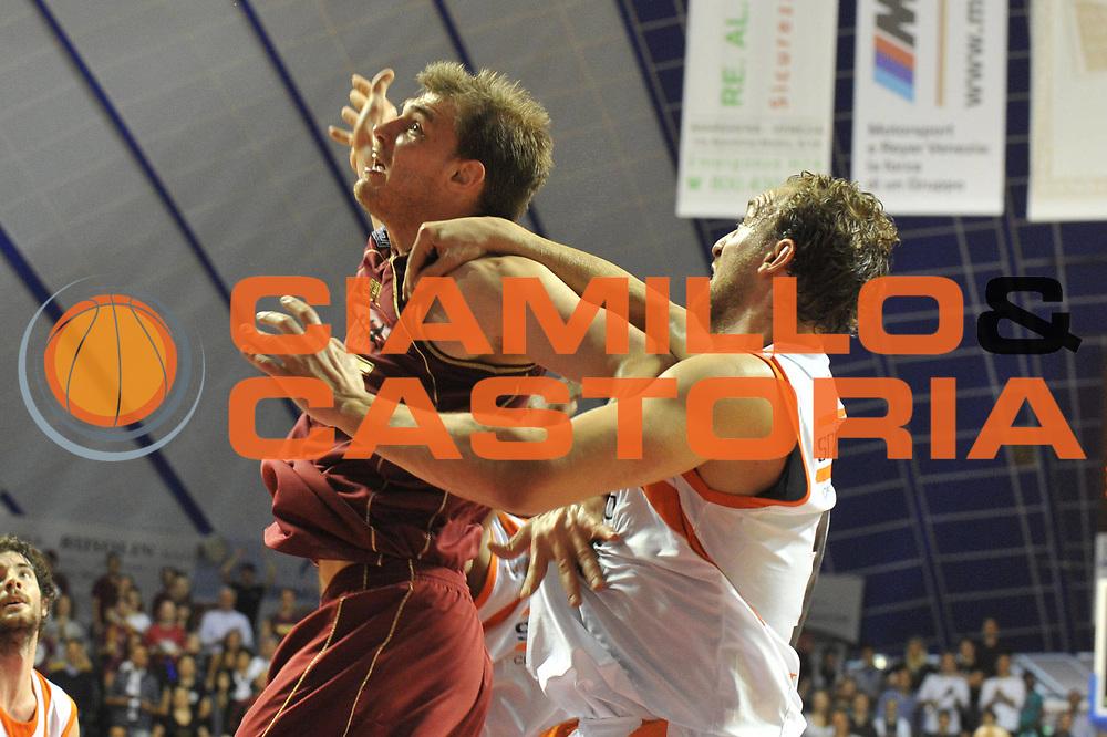 DESCRIZIONE : Venezia Lega Basket A2 2010-11 Playoff Quarti di Finale Gara 2 Umana Reyer Venezia Snaidero Udine<br /> GIOCATORE : Luca Lechthaler<br /> SQUADRA : Umana Reyer Venezia Snaidero Udine<br /> EVENTO : Campionato Lega A2 2010-2011<br /> GARA : Umana Reyer Venezia Snaidero Udine<br /> DATA : 15/05/2011<br /> CATEGORIA : Fallo<br /> SPORT : Pallacanestro <br /> AUTORE : Agenzia Ciamillo-Castoria/M.Gregolin<br /> Galleria : Lega Basket A2 2010-2011 <br /> Fotonotizia : Venezia Lega Basket A2 2010-11 Playoff Quarti di Finale Gara 2 Umana Reyer Venezia Snaidero Udine<br /> Predefinita :