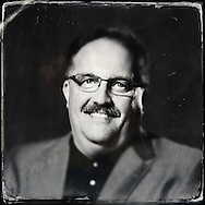 Sep 29, 2014; Auburn Hills, MI, USA;  (Editor's Note: Photo was post-processed creating a digital tintype) Detroit Pistons head coach Stan Van Gundy during media day at the Pistons practice facility. Mandatory Credit: Rick Osentoski-USA TODAY Sports