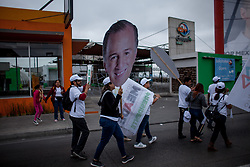 "Meade is the PRI's candidate. People in Mexico are tired of this party, which had the power with the latest president, Enrique Peña Nieto. During his government inflation grown and desappeared persons to, 26.000 ""desaparecidos"" in 5 years."