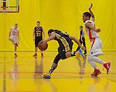 JAC Basketball versus Vanier College