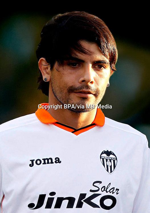 Éver Banega ( Valencia CF )