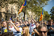 Students marching in the streets and protesting in front of the University of Barcelona Editorial and Commercial Photographer based in Valencia, Spain |Portraits, Hospitality, News, Sports, Media Coverage for Events