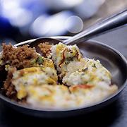 Gevar - A sweet dish in a Jodhpur market