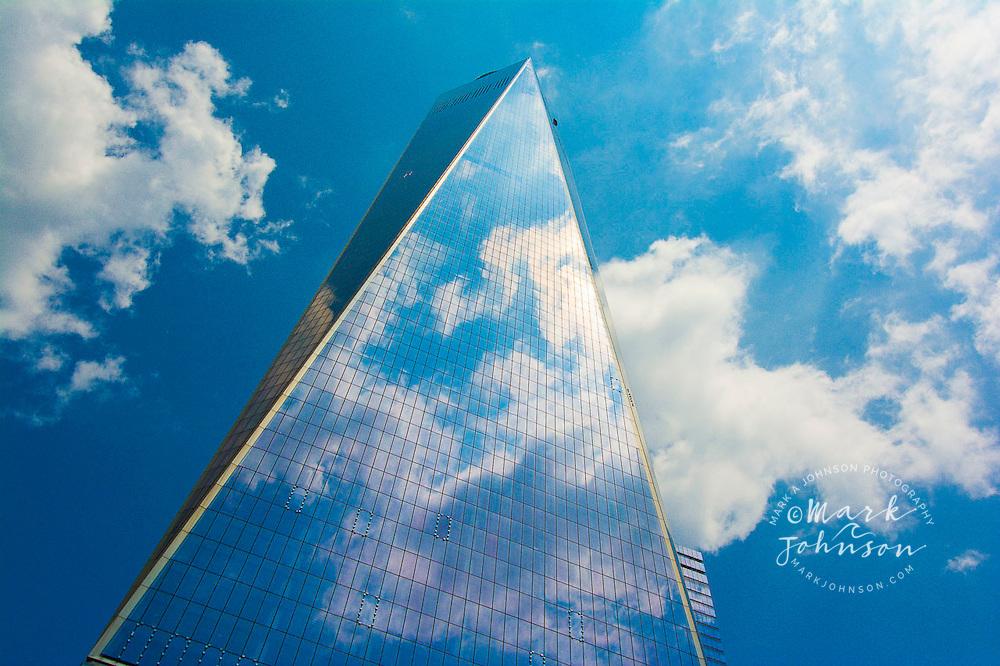 One World Trade Center, Manhattan, New York City, New York, USA