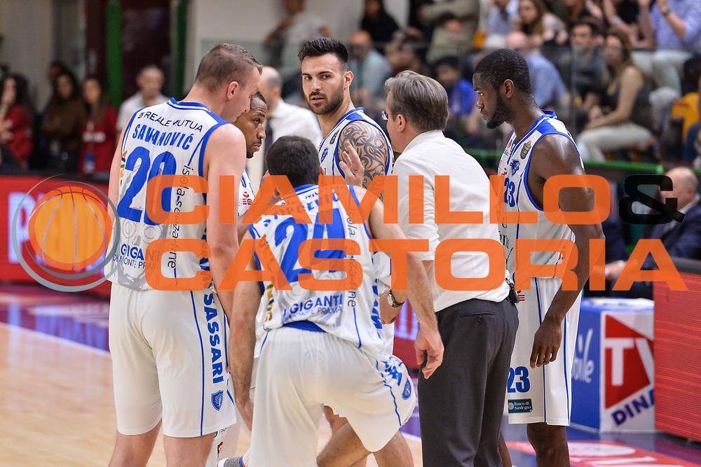 Team Banco di Sardegna Dinamo Sassari, Federico Pasquini<br /> Banco di Sardegna Dinamo Sassari - Dolomiti Energia Aquila Basket Trento<br /> Legabasket Serie A LBA Poste Mobile 2016/2017<br /> Playoff Quarti Gara3<br /> Sassari 16/05/2017<br /> Foto Ciamillo-Castoria