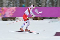 SATO Keiichi, Biathlon at the 2014 Sochi Winter Paralympic Games, Russia