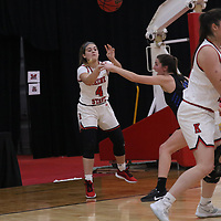 Women's Basketball: Emmanuel College (Massachusetts) Saints vs. Keene State College Owls