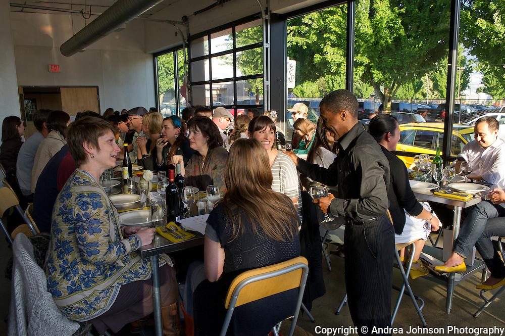Abbey's Table, a gluten-restaurant, Portland, Oregon