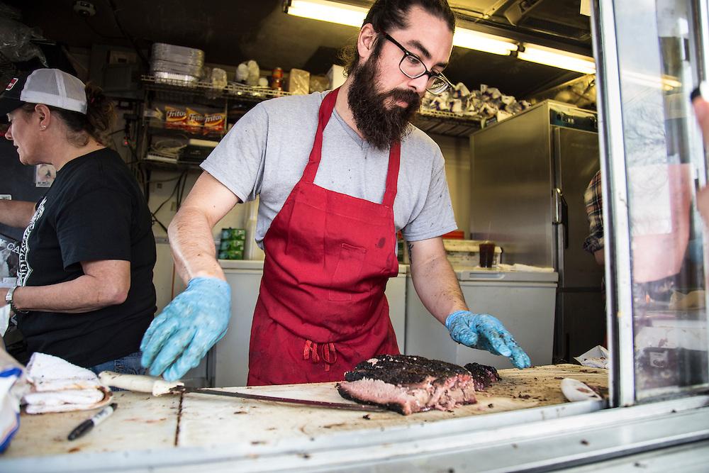 Matt from Le Barbecue