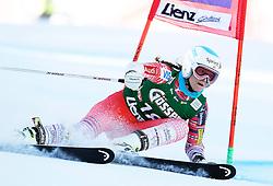 28.12.2013, Hochstein, Lienz, AUT, FIS Weltcup Ski Alpin, Damen, Riesenslalom 2. Durchgang, im Bild Julia Mancuso (USA) // Julia Mancuso of (USA) during ladies Giant Slalom 2 nd run of FIS Ski Alpine Worldcup at Hochstein in Lienz, Austria on 2013/12/28. EXPA Pictures © 2013, PhotoCredit: EXPA/ Oskar Höher